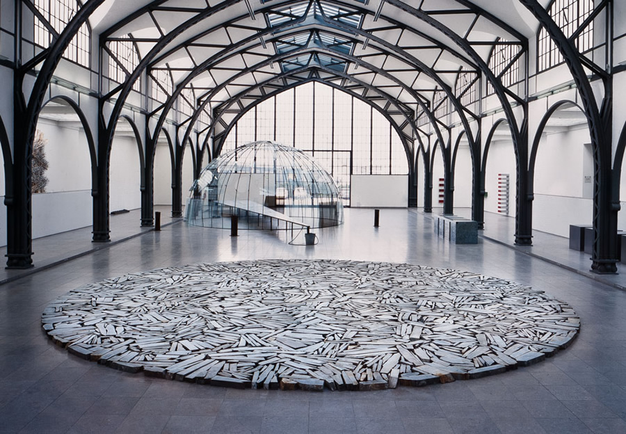 Berlin Circle (Berlin) (© Richard Long)