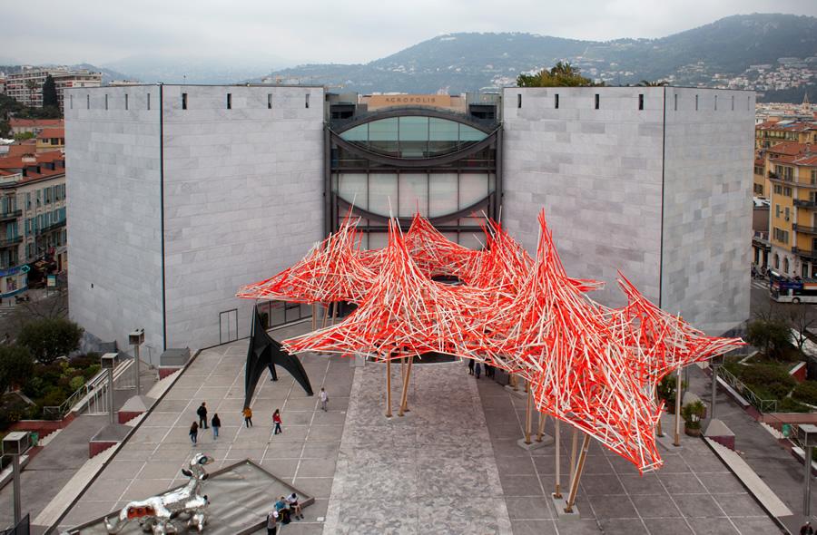 A Tribute to Alexander Calder (Nice) (© Arne Quinze)