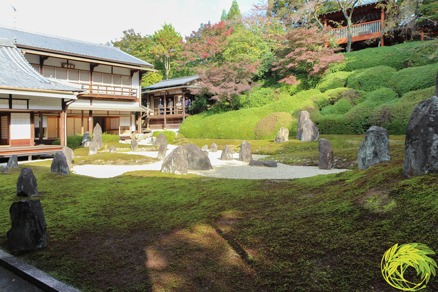 Kômyô-in (Kyoto) (© Aurel Brouard)