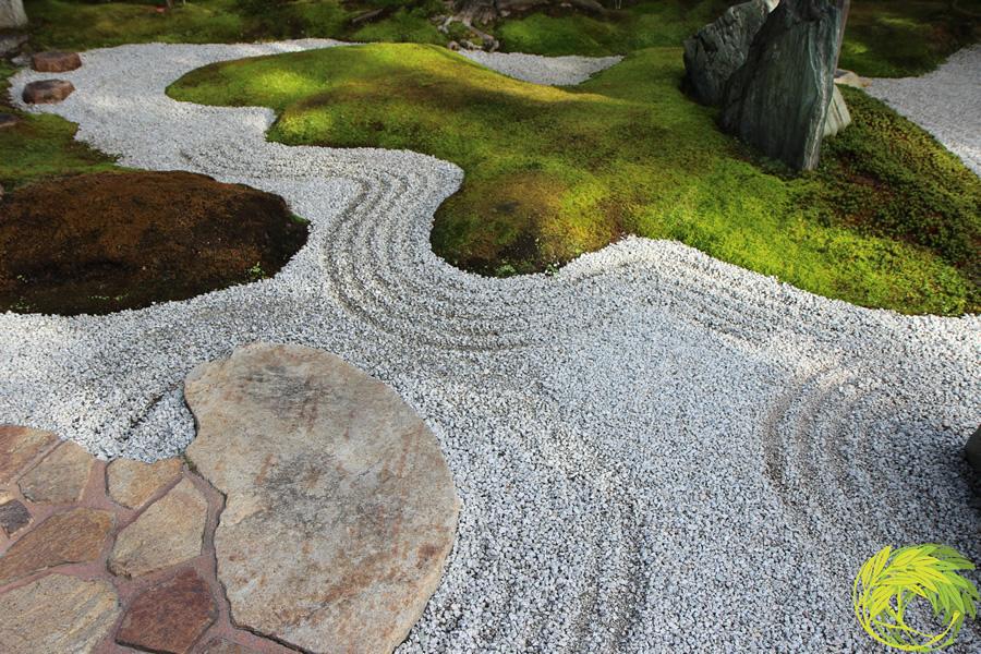 Mirei Shigemori Residence (Kyoto) (© Aurel Brouard)