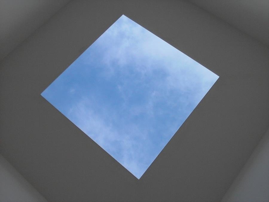 Open Sky (Naoshima) (© Aurel Brouard)