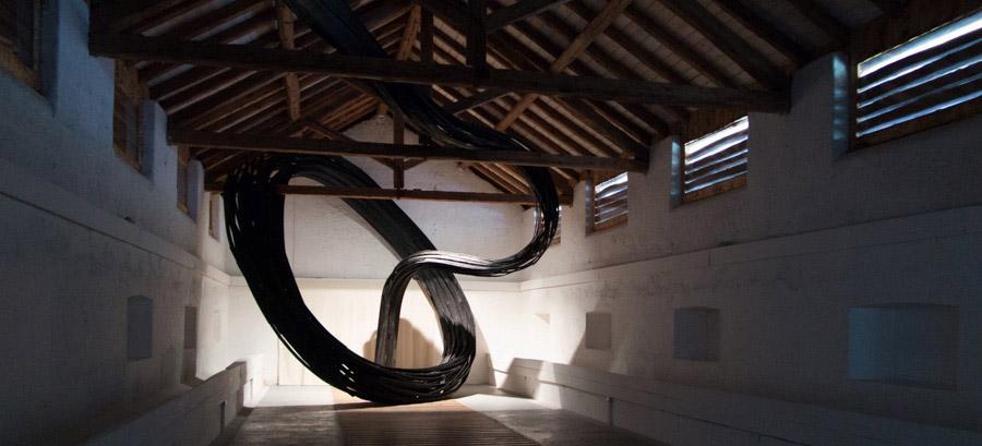 La Linea (Borgo Valsugana) (© Arte Sella)