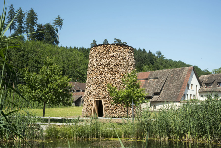Scheiterturm-Log Tower (Ittingen)